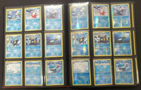 Pokemon TCG Boundaries Crossed Complete 283 Card Master Set 153/149 w/ Revs, SRs