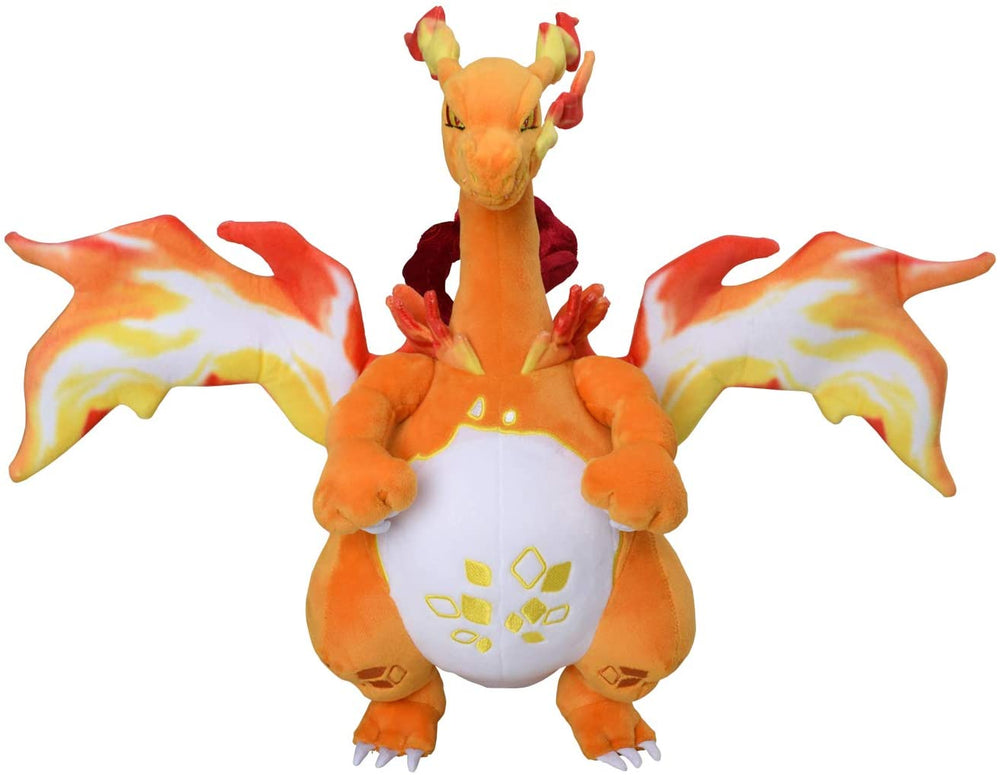 Gigantamax Charizard Pokémon Plush - 15 ¼ In.
