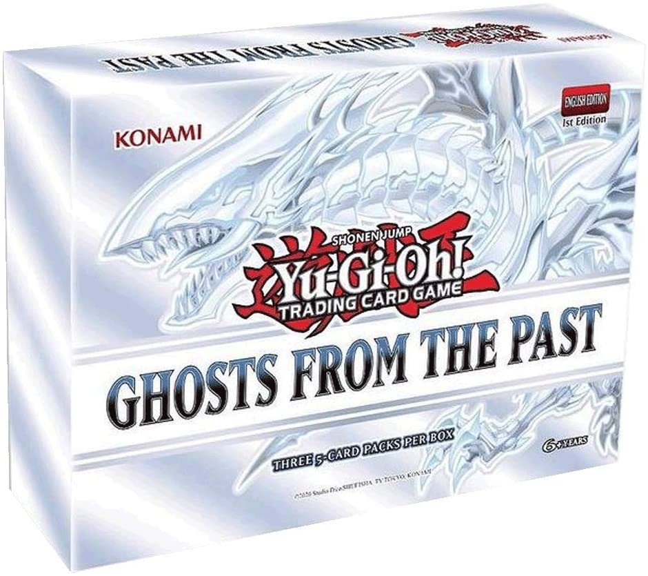 Ghosts from the Past, CASE of 10 Booster Boxes Pre-Order