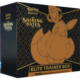 Elite Trainer Box, Shining Fates