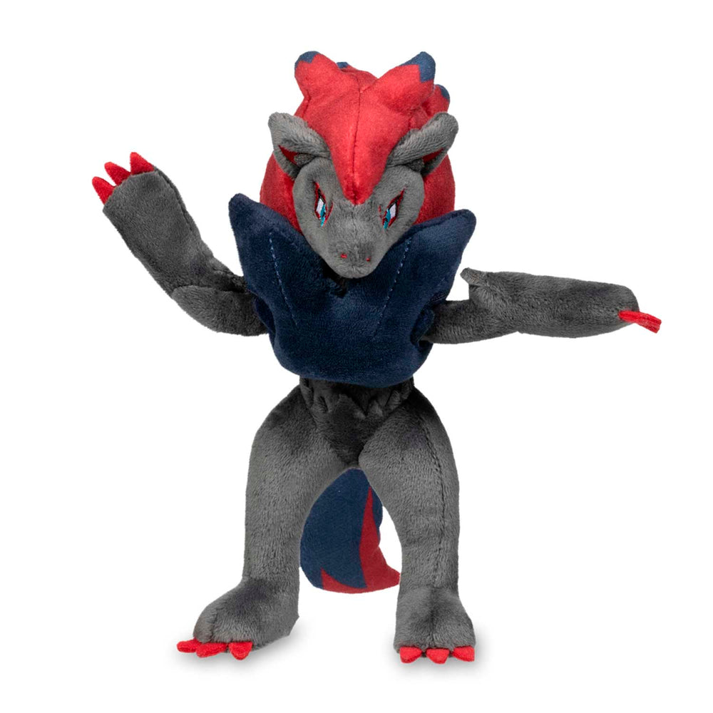Zoroark Posable Poké Plush - 8 ¼ In.