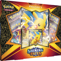 Pikachu V Collection, Shining Fates Pre-Order