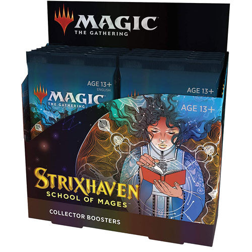 Collector Booster Box, Strixhaven: School of Mages, Pre-Order