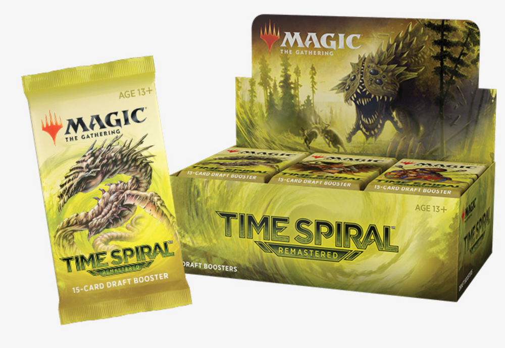 Time Spiral Remastered Draft Booster, Magic The Gathering