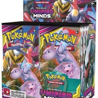 Unified Minds Booster Box- Pokémon Sun & Moon