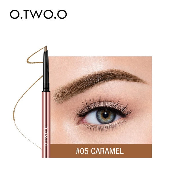 Ultra Fine Triangle Eyebrow Pencil - BeautyForTen