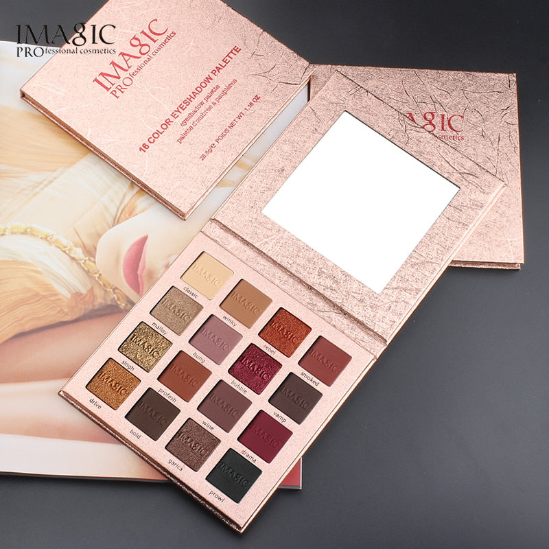 IMAGIC New Arrival Charming Eyeshadow Palette - BeautyForTen