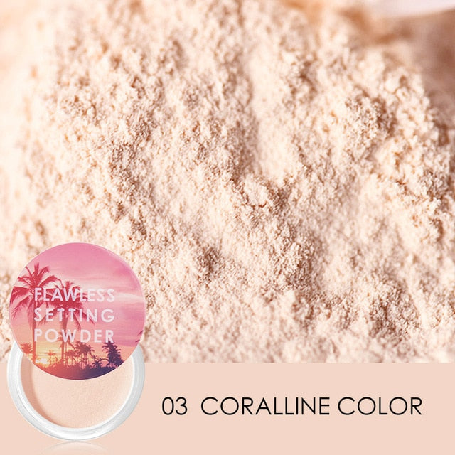 FOCALLURE New Top Quality Loose Powder - BeautyForTen