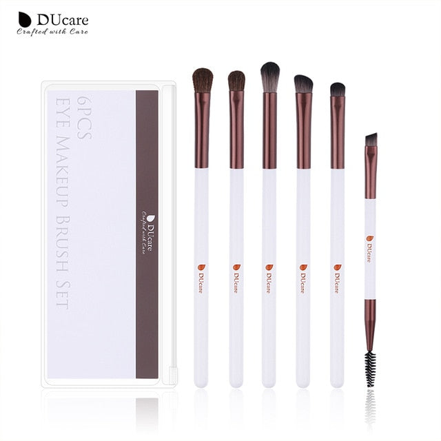 DUcare Makeup Brushes 6/7PCS Eye Makeup Brush - BeautyForTen