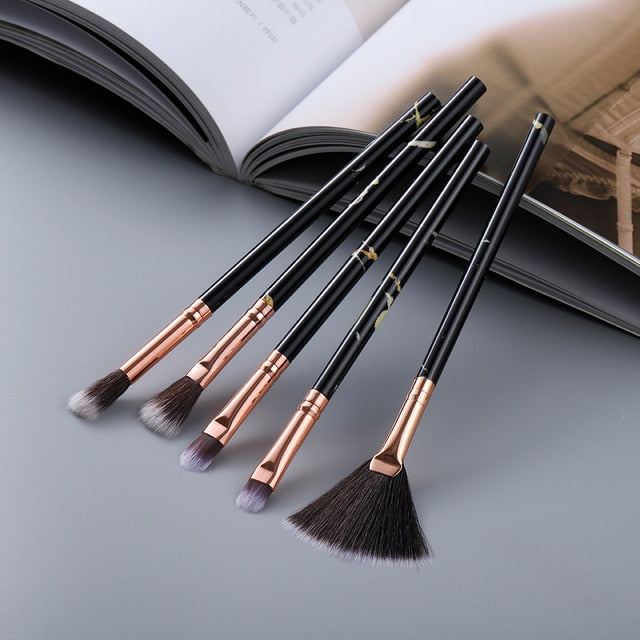 5/10pcs Makeup Brushes Sets Highlighter