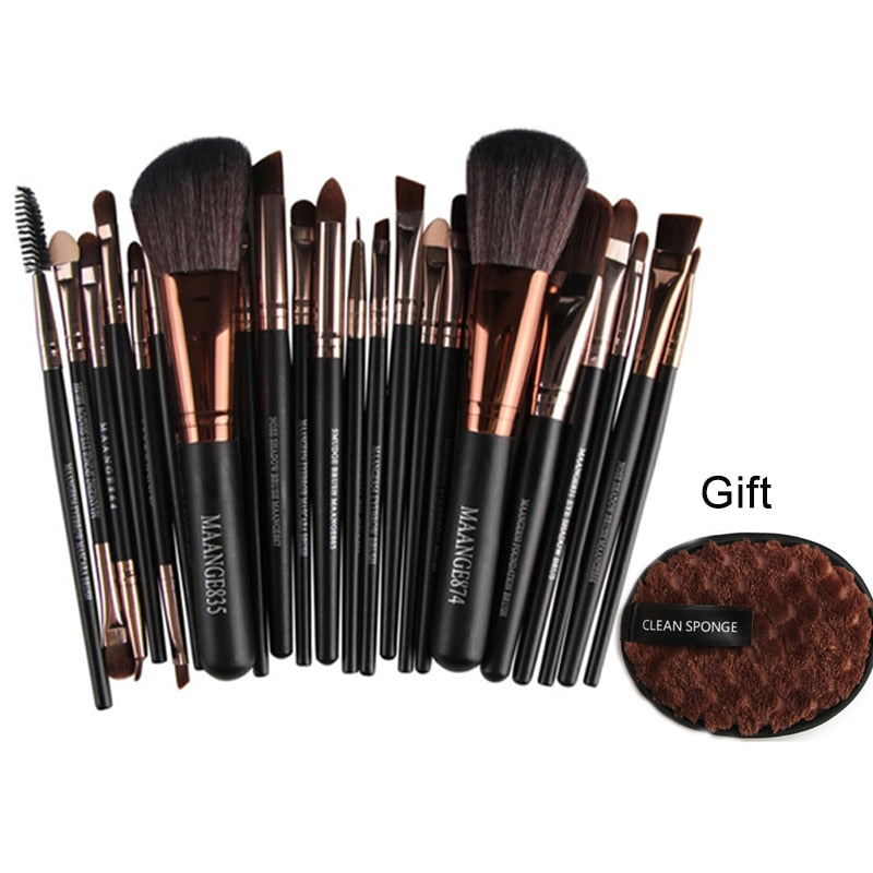 Professional Makeup Brushes Tools Set - BeautyForTen