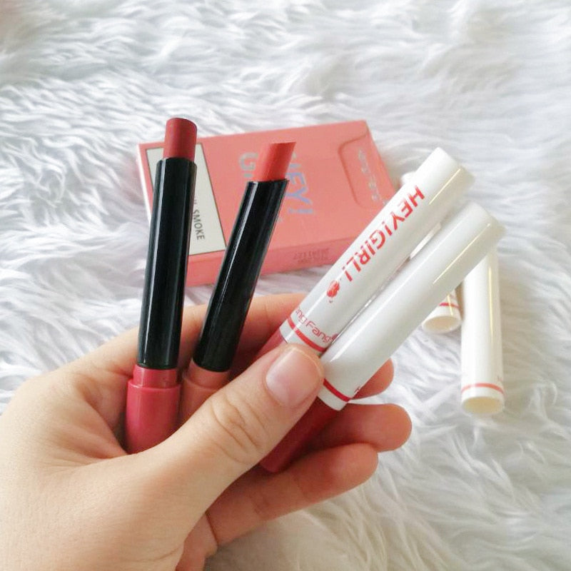Long Lasting Matte Korean Lipstick - BeautyForTen