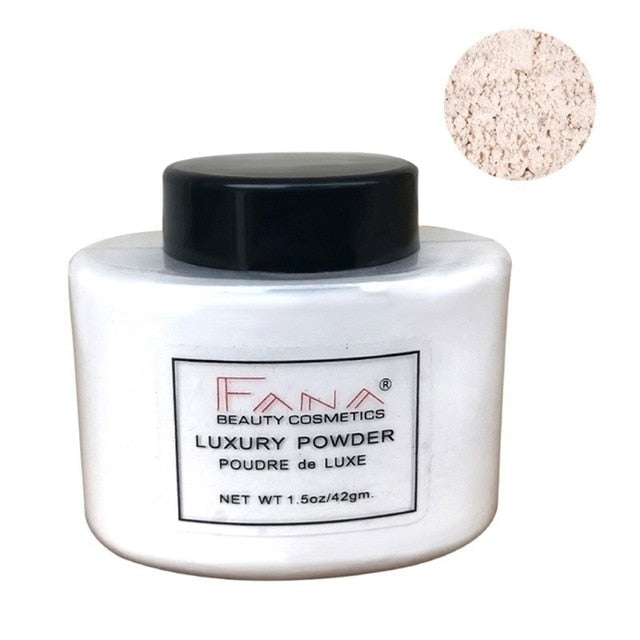 Face Foundation Powder Oil Control - BeautyForTen