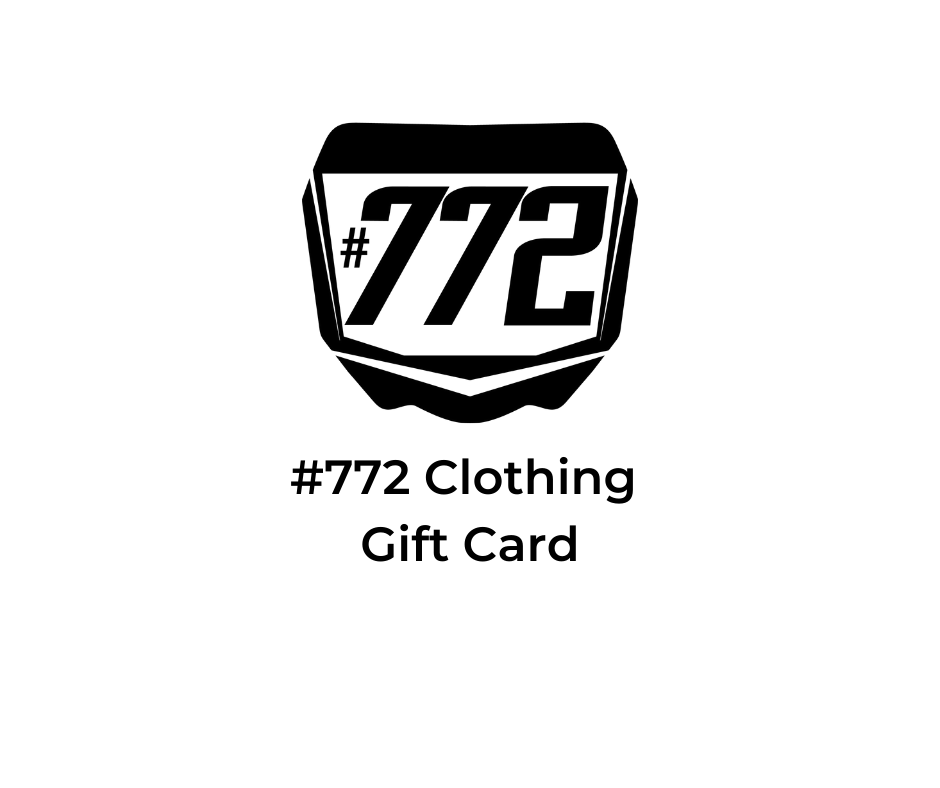 #772 Clothing Gift Card