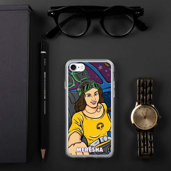 Meresha iPhone Case