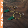 Enamel Collection - CHELS Earrings