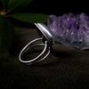 Leda Moonphase Ring - PICK YOUR STONE