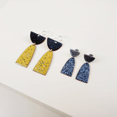 Enamel Collection - LORA Earrings