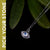 Dark Skies - Polaris Eye Necklace - PICK YOUR STONE