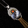 Dark Skies - Aurora Necklace - PICK YOUR STONES