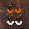 Enamel Collection - EVELYN Earrings
