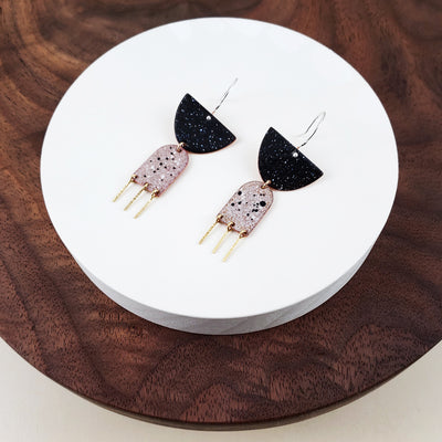 Enamel Collection - JEN Earrings
