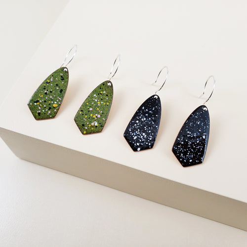 Enamel Collection - MARI Earrings