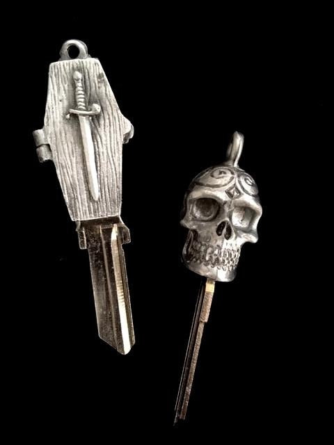 coffin key