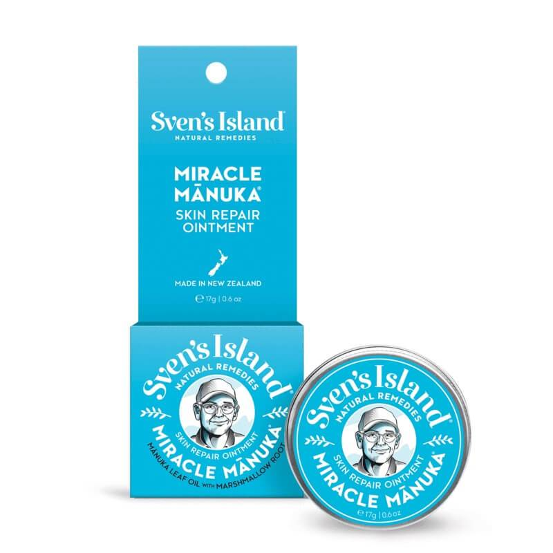 麥蘆卡的奇蹟-全效抗敏修復軟膏 Miracle Manuka - Skin Repair Ointment (Travel Size 17g)