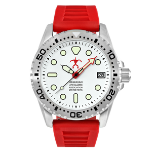 Hawaiian Lifeguard Association HLA5411 - Wrist Check Monthly
