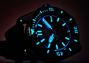 Neminus Labs - Marine Salvage Diver - Wrist Check Monthly