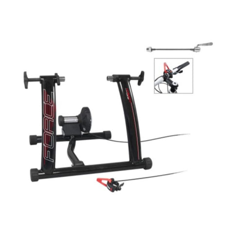 Beeld van Force Coach Magnetic Turbo Trainer - 600 watt