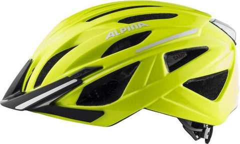 Casco de bicicleta Alpina Haga Be Visible