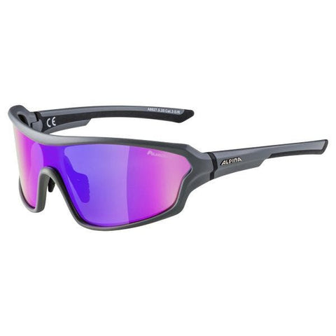 Imatge de les ulleres Alpina Lyron Shield P Grey / Purple