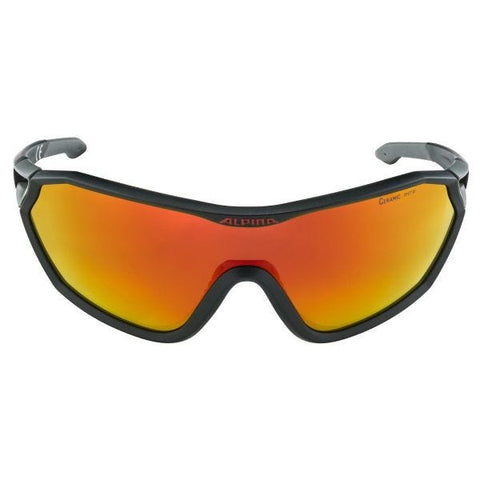Imagen de Alpina S-Way L CM + Gafas Seamoss Mirror Red Lens