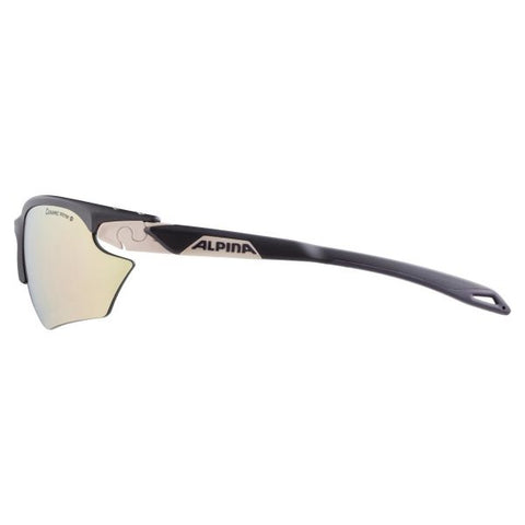 Alpina Twist 5 HR S CM + Gafas Nightshade Rose Gold Lado de la lente