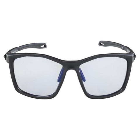 Gafas deportivas Alpina Twist Five VLM + - Frontal negro mate