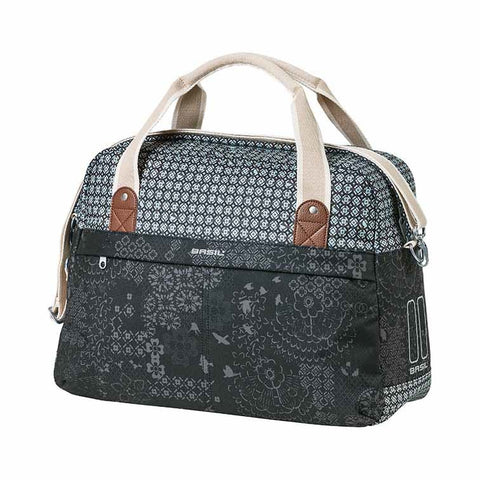 Image of BASIL Boheme Carry All Bicycle Pannier Bag