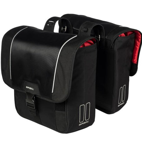 Image of BASIL Sport Design Double Bicycle Bag