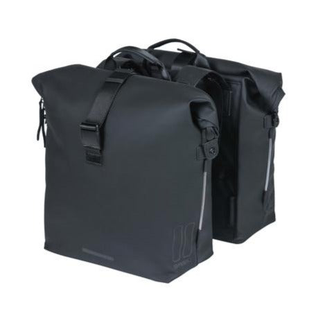 Image of Basil SoHo Double Pannier Bags