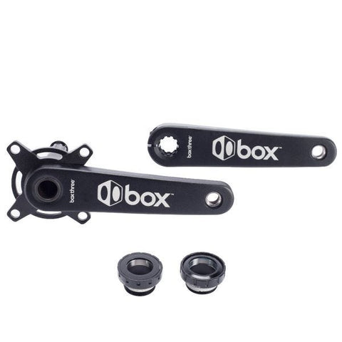 Caixa Three Hollow Crunkset Black Inc BB