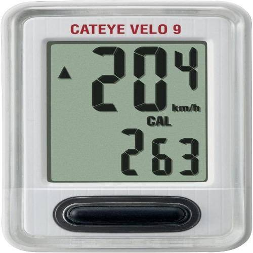 Cateye Velo 9 Wired Bike Computer - oneillscyclestore