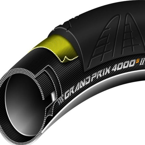 Continental Grand Prix 4000S II Tubular Tyre