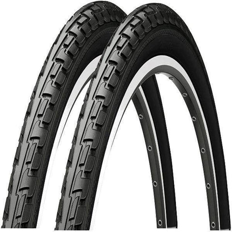 Continental Tour Ride 700 x 28c Wire Bike Tyres (Set) - oneillscyclestore