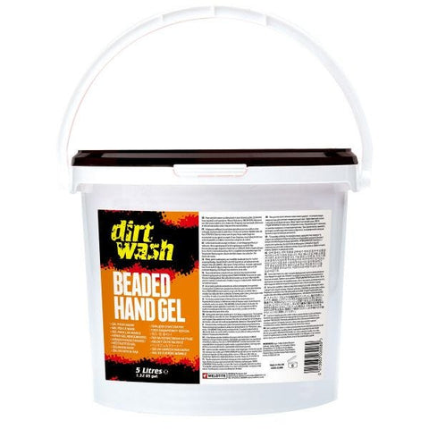 Dirtwash Citrus Beaded Hand Gel Cleaner 5L