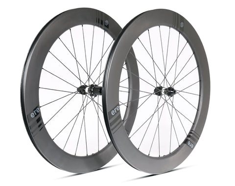 ERE Genus AE 65 Carbon Disc Road Wielset