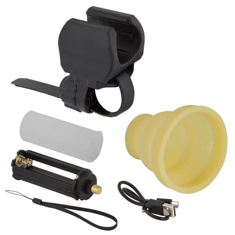 Luz delantera para bicicleta ETC BC06 High Power 1000 Lumen