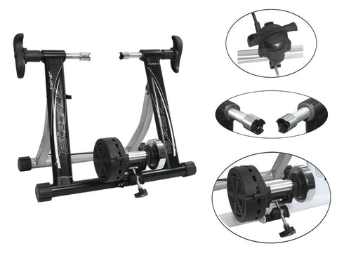 FORCE Base Magnetic Turbo Trainer - Schwarz
