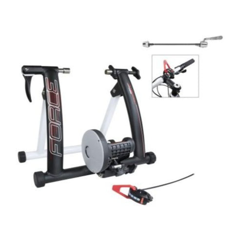 Beeld van FORCE MAGNETIC 650 Watt Alloy Turbo Trainer