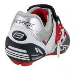Force Road Carbon Road Shoes - Swart - Wit